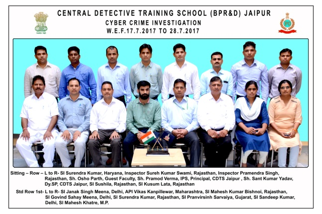 cdts jaipur course